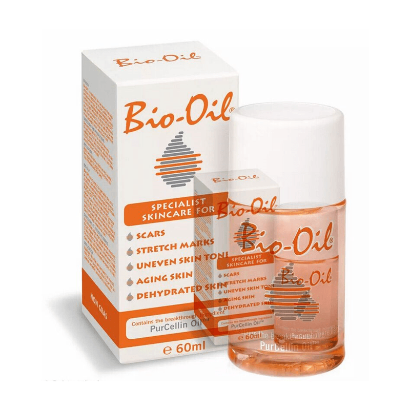 Bio-Oil is a specialist skincare product in 131 countries