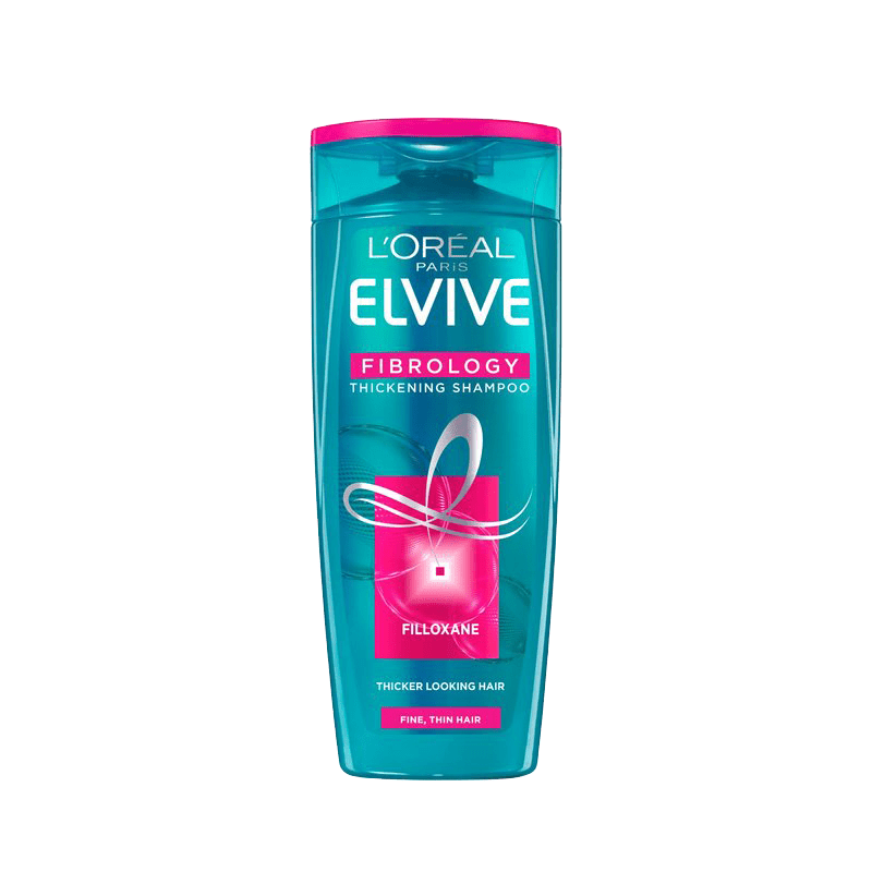 L'Oreal Elvive Fibrology Thickening Shampoo - 500ML