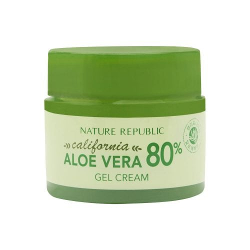 Nature Republic California Alove Vera 80 % Gel Cream - 50 ML