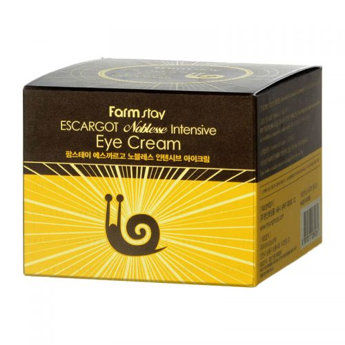 Farm Stay Escargot Noblesse Intensive Eye Cream - 50g
