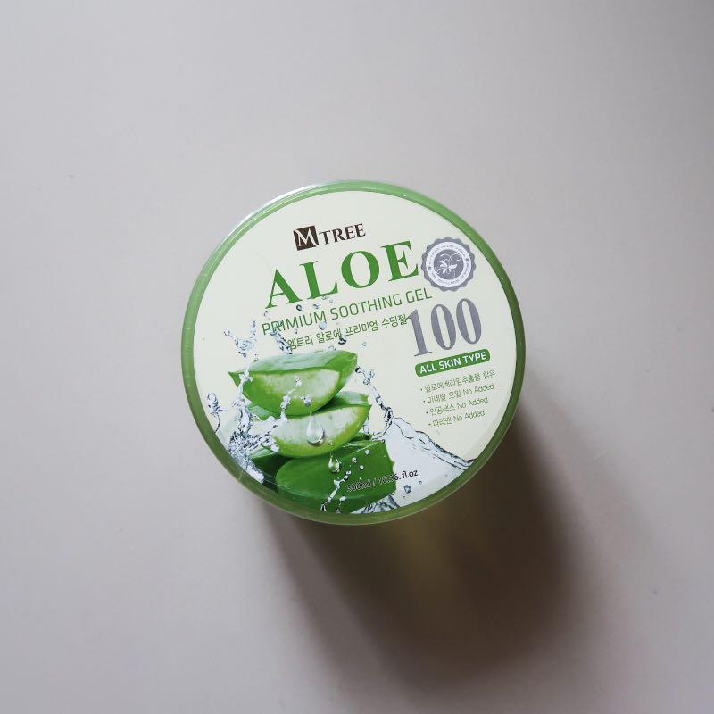 Mtree Aloe Premium Soothing Gel - 300ML