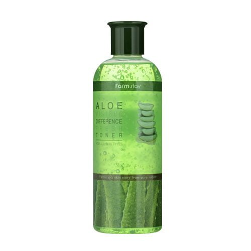 Farm Stay Aloe Visible Difference Fresh Toner - 350ML