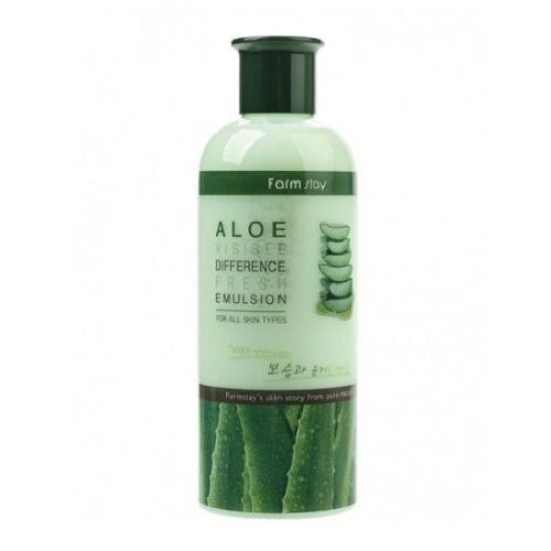 Farm Stay Aloe Visible Difference Fresh Emulsion - 350ML